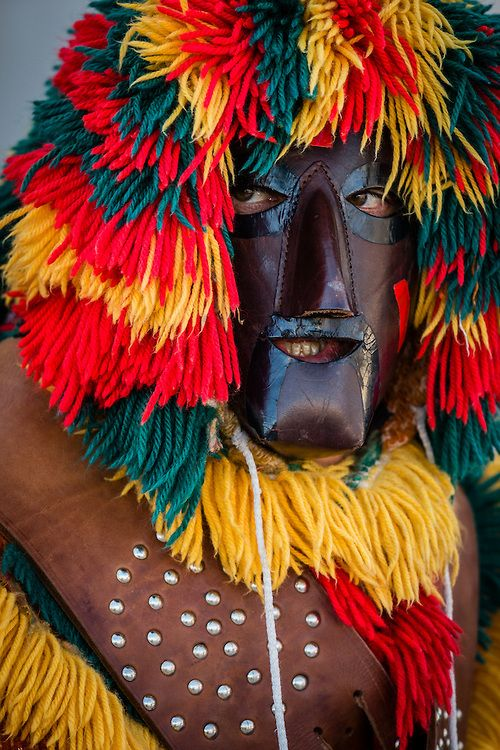 Maybe the most famous mask tradition of Portugal is that of the Caretos from Podence, in the north.