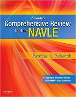 Veterinary Library: Saunders Comprehensive Review for the NAVLE