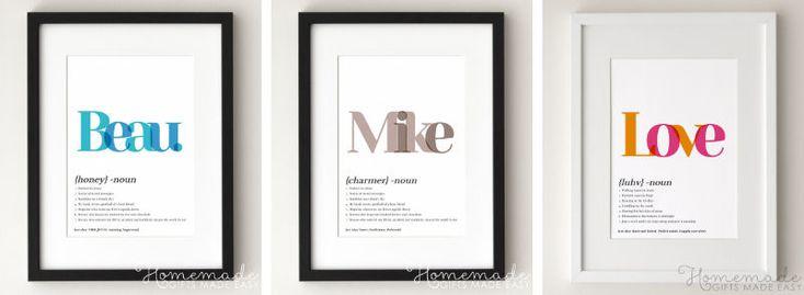 boyfriend definition poster