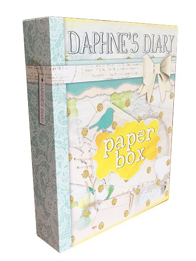 Daphne's Diary Paperbox