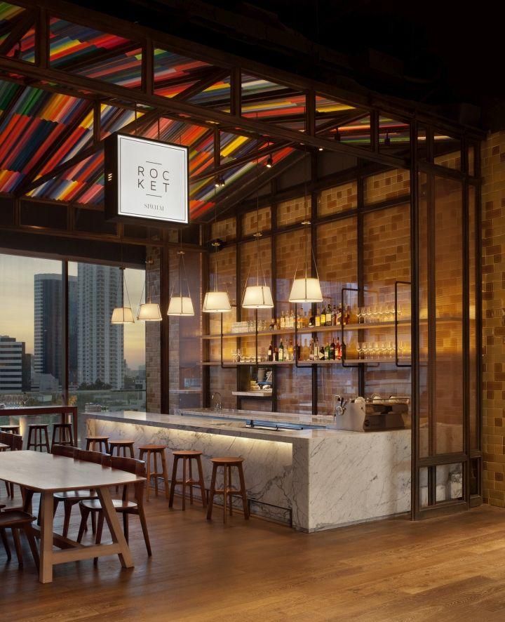 siwilai concept store by yabu pushelberg bangkok thailand retail design blog - Marble Cafe Decoration