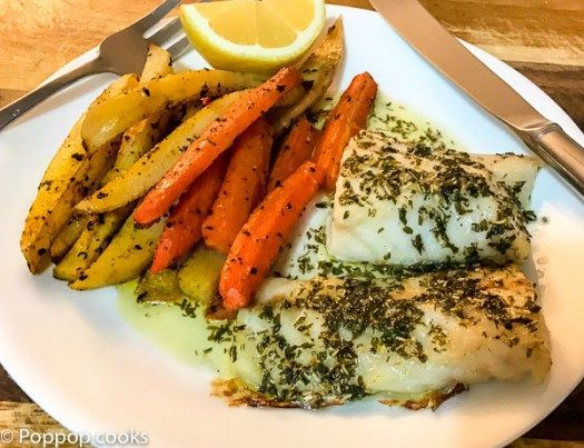 Cod fish recipes easy