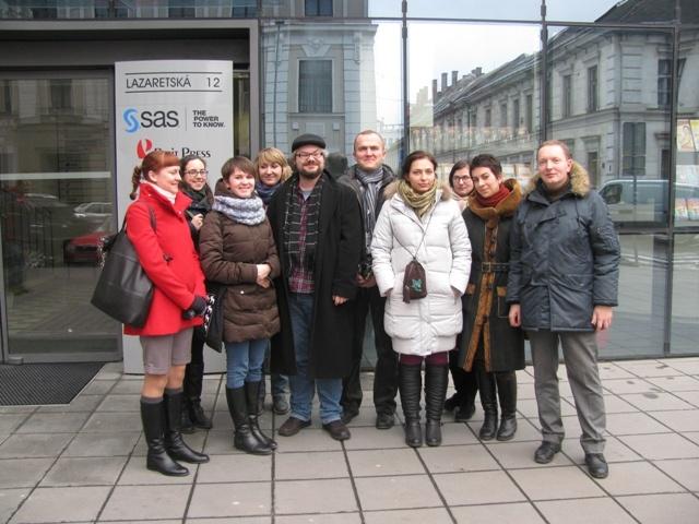 Podporujeme demokratickú občiansku spoločnosť v Bielorusku