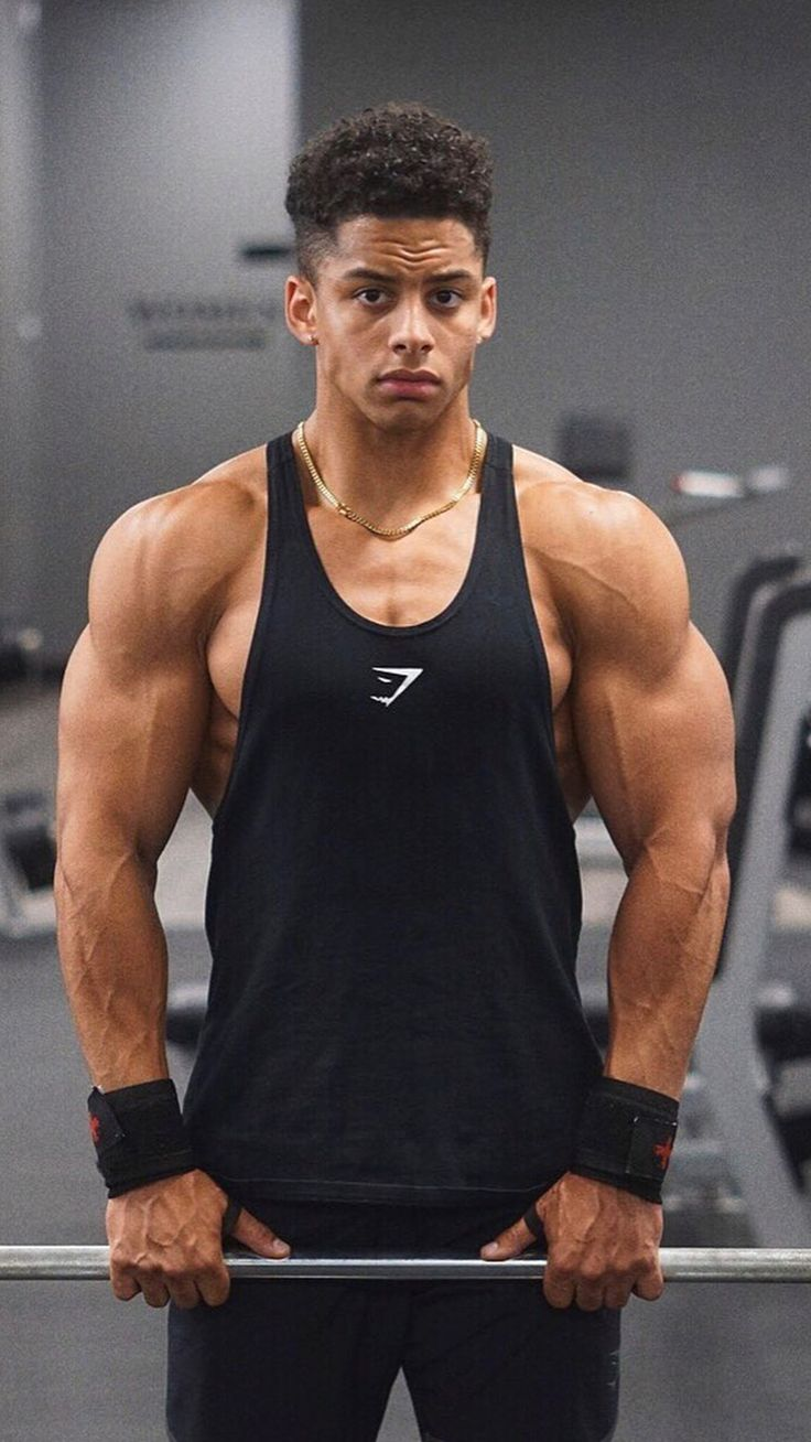 Michael Ain T Taking No Messing Around Strictly Serious Workouts Here What S Your Toughest Training Day Gymshark Gym Gymshark Men Mens Tank Tops Menswear
