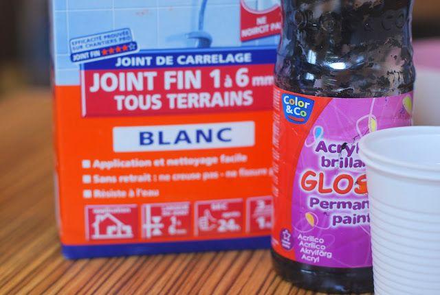 """recette maison de peinture ardoise vue sur """"Le Grand Bazaar"""" (super blog entre nous, à lire! )"""