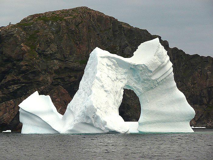 Amazing Twillingate Iceberg Newfoundland, Canada