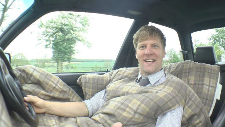 Colin Furze Creates The Carvet, A Clever Duvet That Turns a Car Into a Bed That Can Still Be Driven