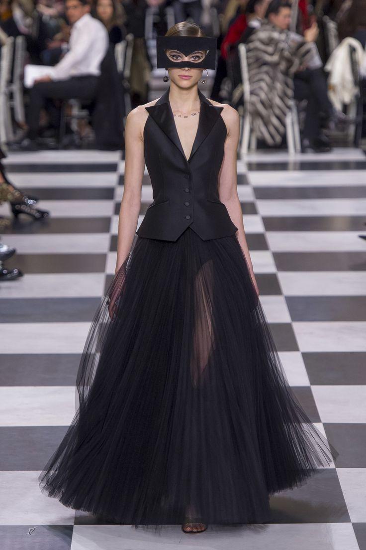 Défilé Christian Dior Haute Couture printemps-été 2018 68