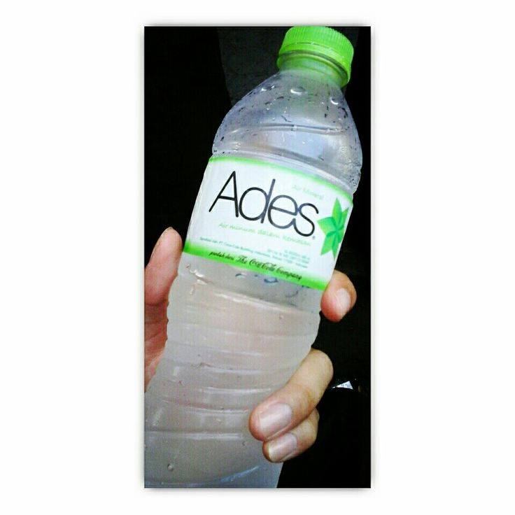 Healthy beverages yes Ades  #Ades #Instagram
