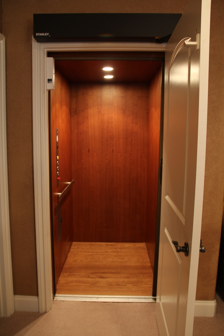 12 Best Images About Home Elevators On Pinterest: elevators for the home