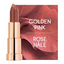 Discover Yves Rocher Grand Rouge in Golden Pink! Découvrez Grand Rouge en Rose hâlé ! @Yves Rocher Canada #GrandRougeMoment  #yvesrocher