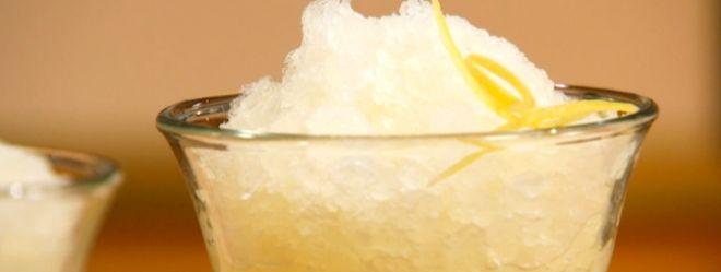 Zeste | Granité au citron