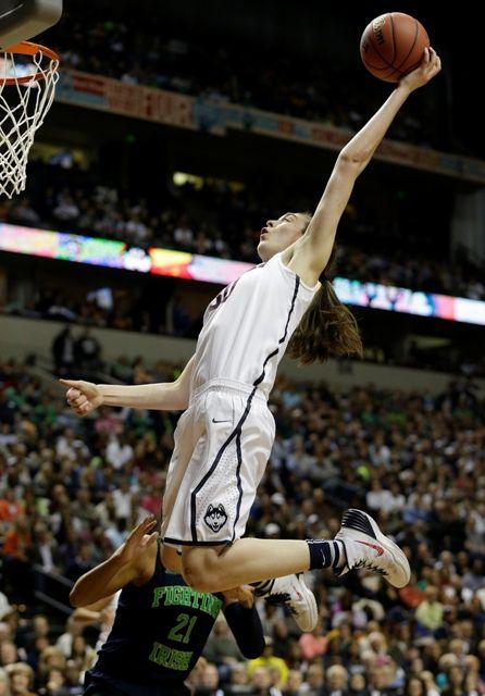 PHOTOS: Women's NCAA National Championship - UConn defeats Notre Dame