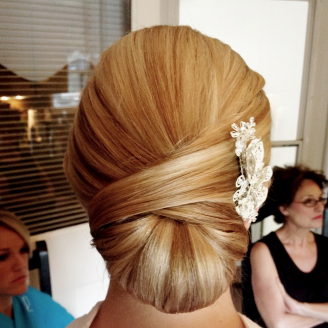 Classic Chignon Wedding Hairstyles: 1000+ Images About Casino Hair Styles. On Pinterest