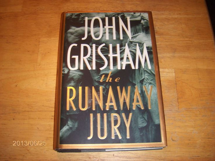 The Runaway Jury by John Grisham (1996,  Hardcover)  FIRST EDITION