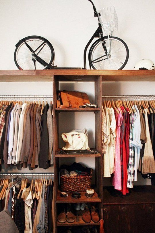 Organization Inspiration: Neat & Beautiful Closets — Apartment Therapy's Home Remedies