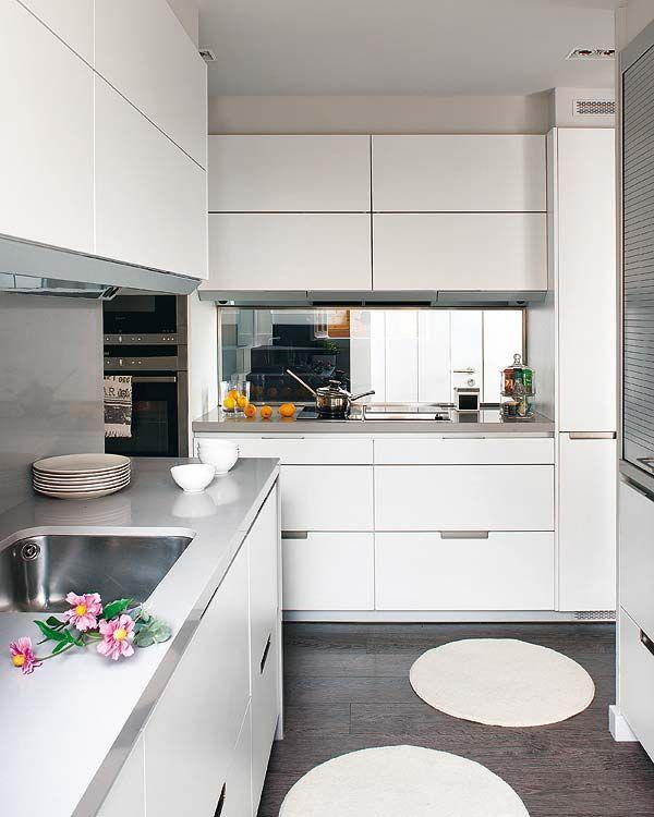 17 mejores ideas sobre modelo de cocinas modernas en for Modelos de cocinas modernas
