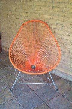 Silla Acapulco - eclectic - outdoor chairs - mexico city - Soleado