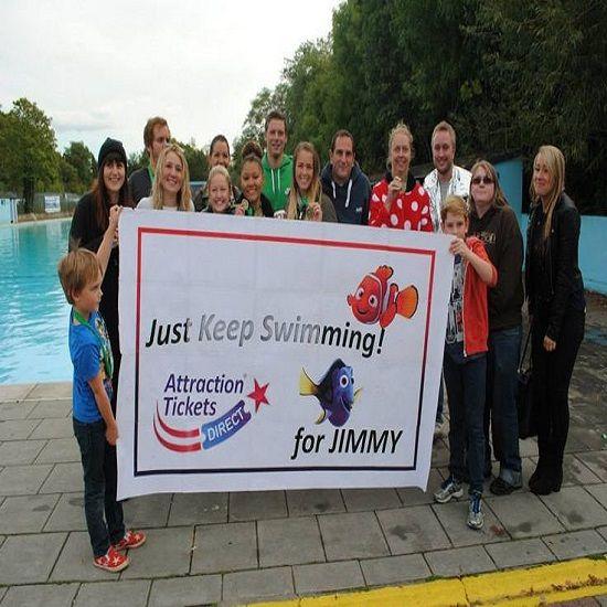 Nado pelo Jimmy | Parques e Ingressos