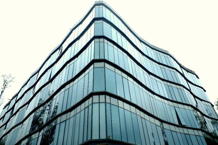 Sky Office Center biura na Warszawskim Mokotowie #biurowce #Warszawa