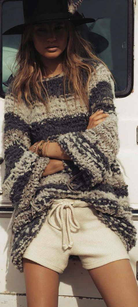 knitted LBV ♥✤ | KeepSmiling | BeStayElegant