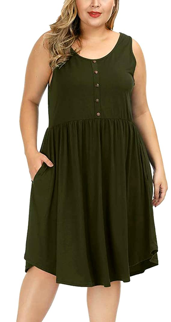 Best Dresses With Pockets For Work Play Or Travel In 2020 Nice Dresses Travel Dress Plus Size Dresses