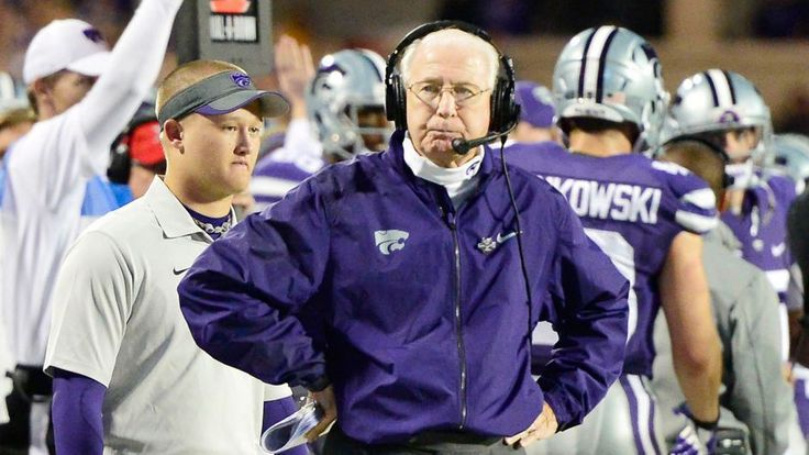 KState's Bill Snyder rips into college athletics 'We've