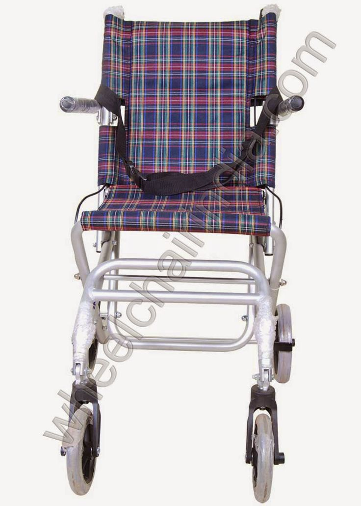 """Wheelchairs where the purpose is for a companion to push the user. Most of transporters have swing-away leg rests, fixed armrests, and side panels. Instead of the usual 'large back – small front' wheels typical of most wheelchairs, light travel chairs have four small wheels providing much easier maneuverability of the chair.  Karma KM 2500 Small Wheel Wheelchair: Karma KM 2500 Small Wheel Wheelchair Specifications: Width  18"""" Front/Rear Wheels    6"""" to 14"""" Seat  Width  47cm Seat Depth  40cm…"""