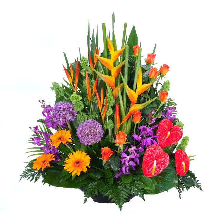 Large arrangement - Donvale Flower Gallery