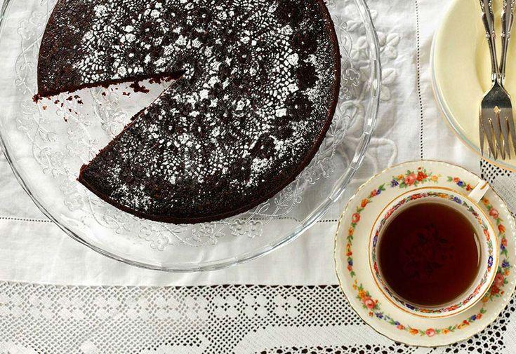 Chocolate War Cake