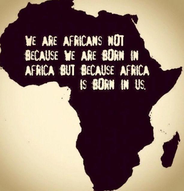 Africanism explained!