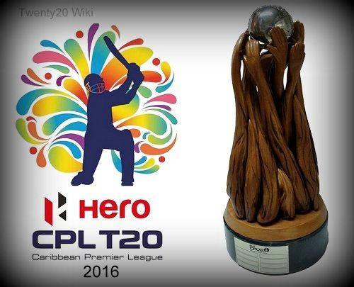 Find Hero Caribbean Premier League 2016 full schedule, fixtures and time table here. CPLT20 2016 schedules to play from 30 June to 2 August.