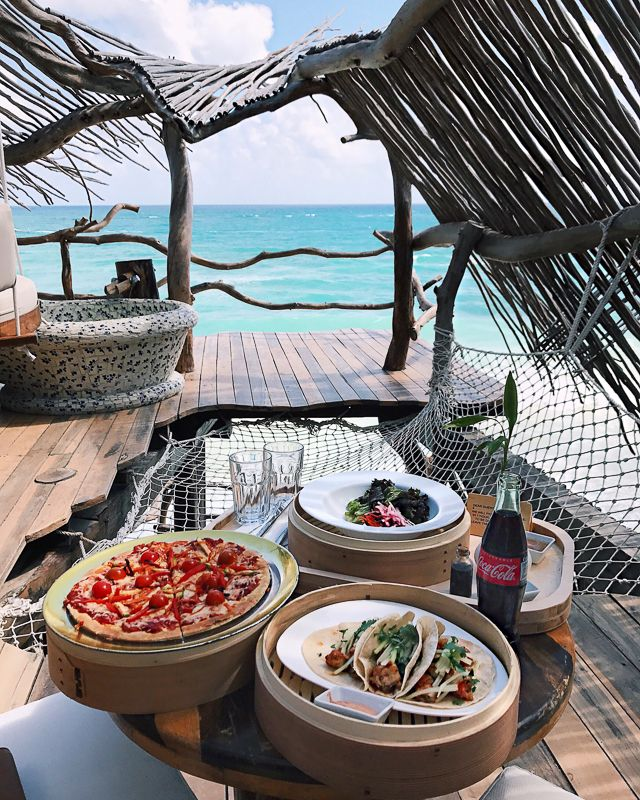 17 Best Ideas About Hotels In Tulum On Pinterest