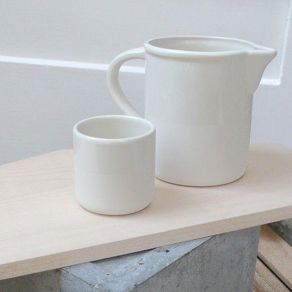 Jars Ceramistes cantine pitcher