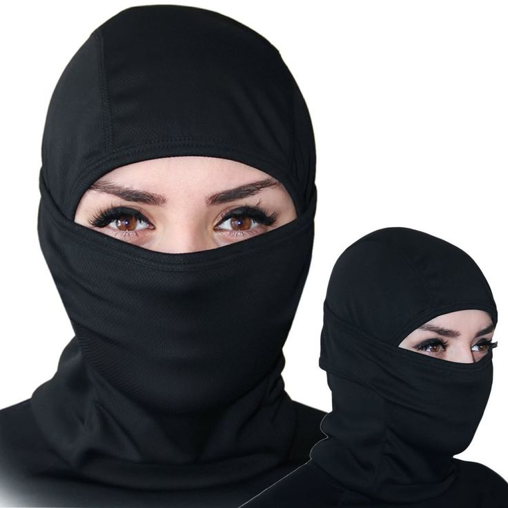 Windproof Ski Mask Cold Weather Face Mask Motorcycle Neck Warmer Comfortable #SelfPro