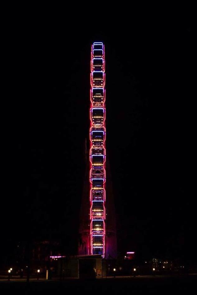 Ferris wheel / Óriáskerék