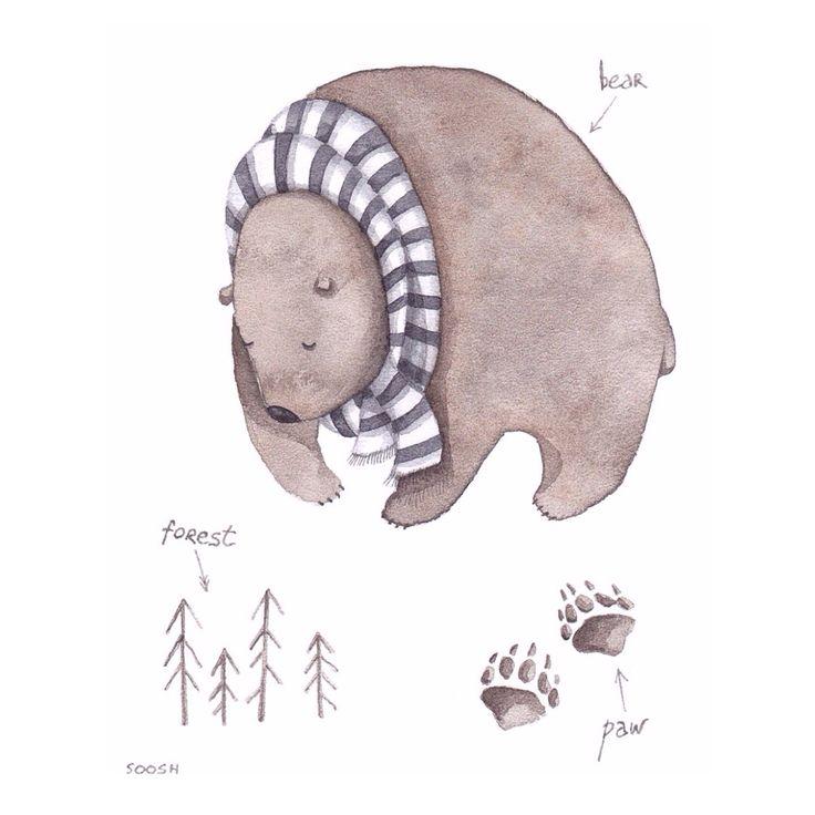 • bear •