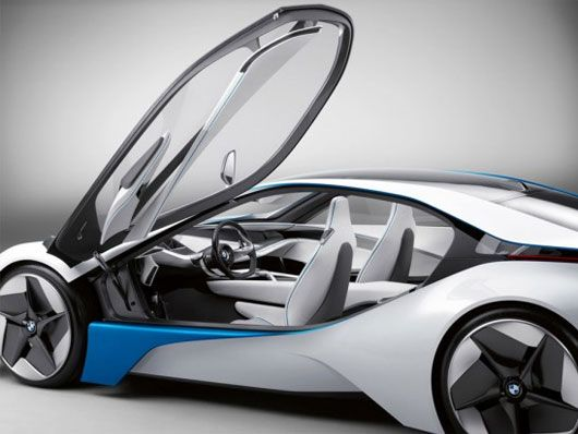 Dream Electric Car:  BMW Concept