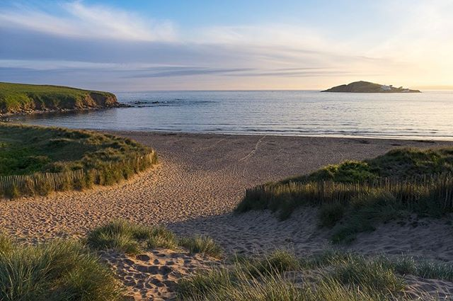 Visit South Devon Visitsouthdevon Instagram Bantham Beach And Burgh Island Small Beach Weddings South Devon Instagram