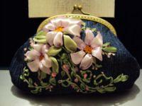 "Gallery.ru / Косметичка ""Розовые розы"" - Мои сумочки - Irina-mist"