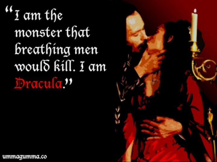 What are some famous quotes from count dracula, from the novel Dracula by Bram Stoker?