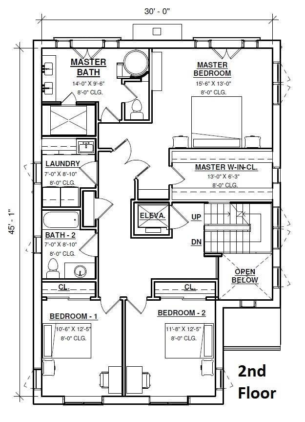 2nd floor plan plan in 2019 house plans duplex house plans rh pinterest com