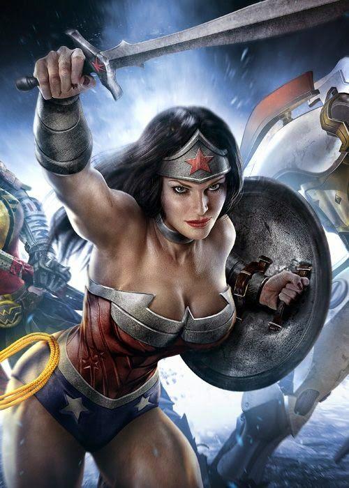 Wonder  Woman  Fan  Art   INCREDIBLE