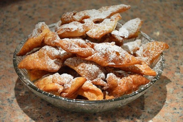 Recipe for Grandma's Chrusciki (Polish Angel Wings or Faworki)
