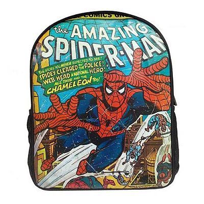 Spiderman Close Up Collection Backpack