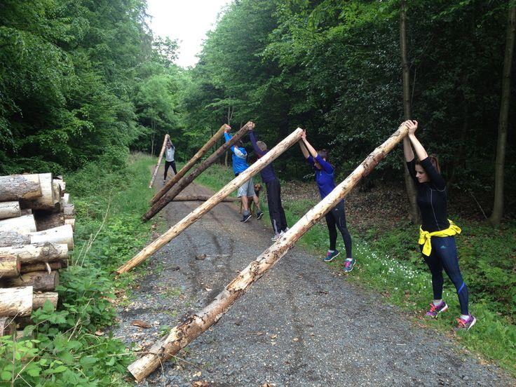 Outdoor Gym Harz | Functional Training im Wald