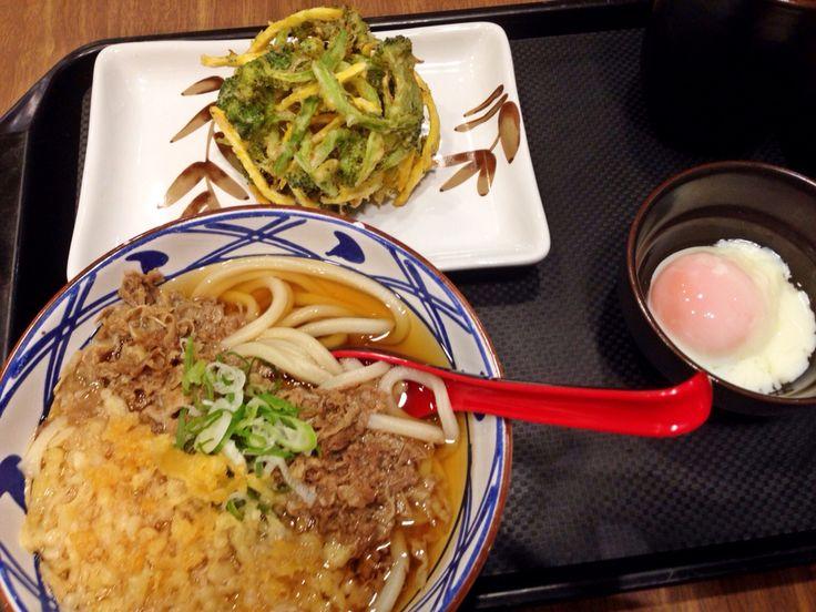 Marugame Udon #udon