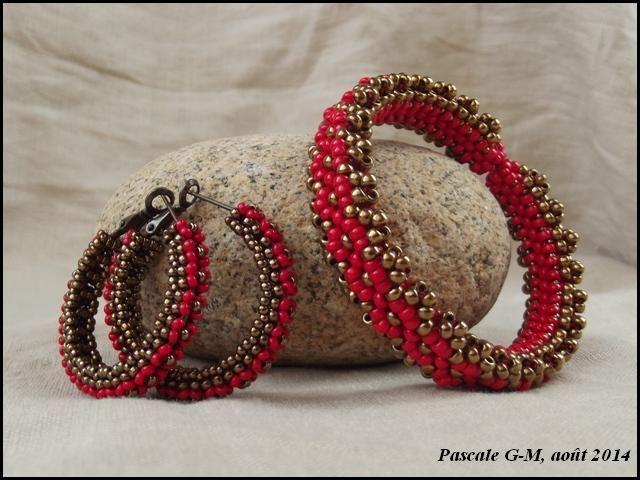 BO Hera et bracelet CRAW-RAW