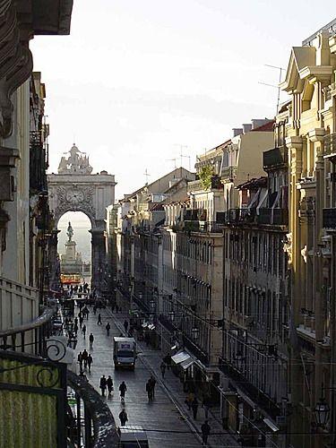 Lisboa  Portugal dicen que la catedral del romanticismo es Venecia, discrepo, es Lisboa
