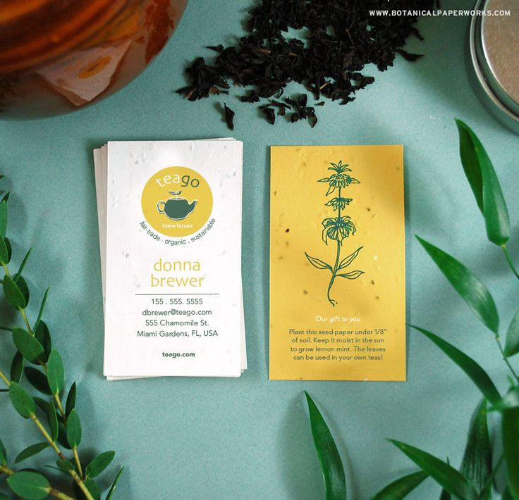 Growing A Brand With Sustainable Business Practices & Plantable Seed Paper | Blog | Botanical PaperWorks